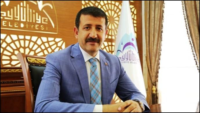 Eyyübiye Belediye Başkanı Mehmet Ekinci adaylık konusunda ilk kez konuştu