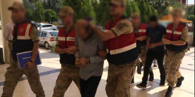 2 PKK'lı Urfa – Mardin karayolunda yakalandı