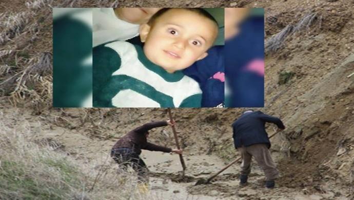 20 gün önce kaybolan Furkan'ın cansız bedeni bulundu