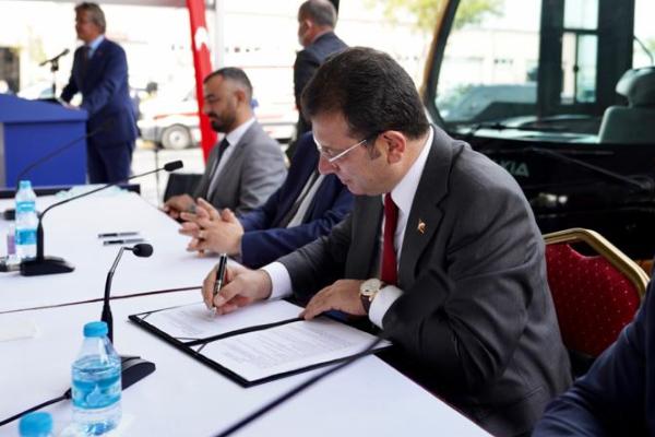 300 metrobüs alımına onay bekleyen İmamoğlu: