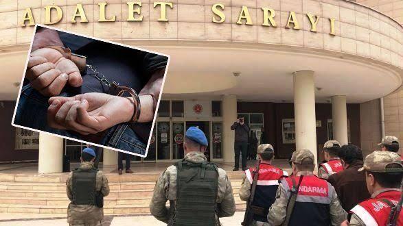 4 İlde Terör Operasyonu Urfa'da Var..Çok Sayıda Gözaltı