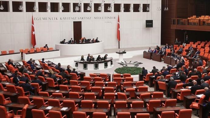 4. yargı paketi Meclis Genel Kurulu'nda kabul edildi