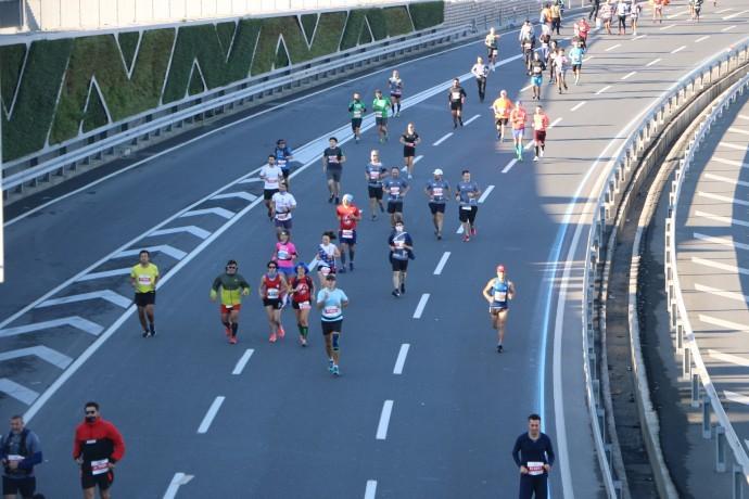 42'nci İstanbul Maratonu başladı