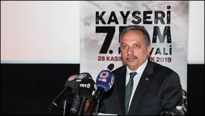7. Kayseri Film Festivali Heyecanı Başladı