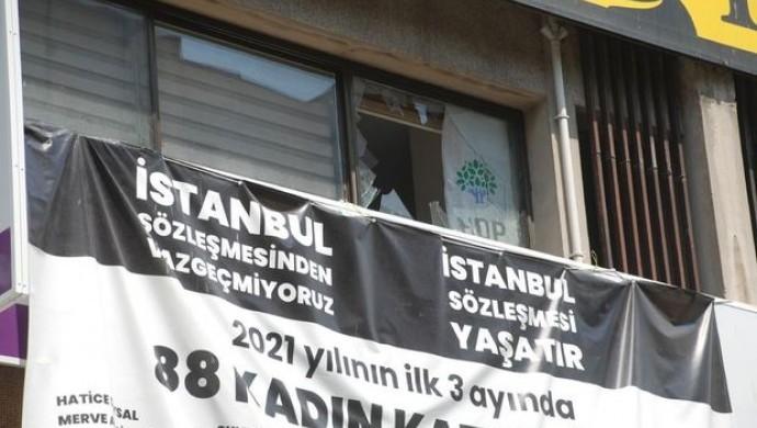 72 Baro başkanı HDP'ye saldırıyı kınadı