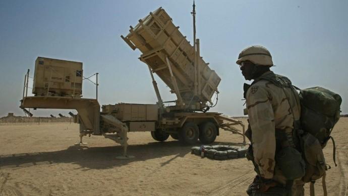 ABD, Irak'taki üslerine patriot konuşlandırıyor