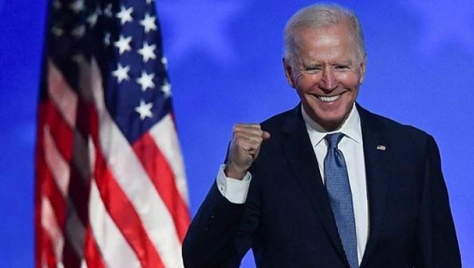 ABD seçimlerinde kazanan Biden oldu