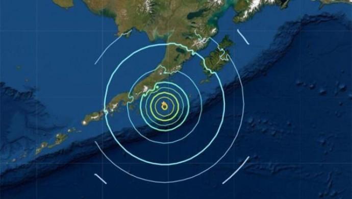 ABD'de 7.2 büyüklüğünde deprem