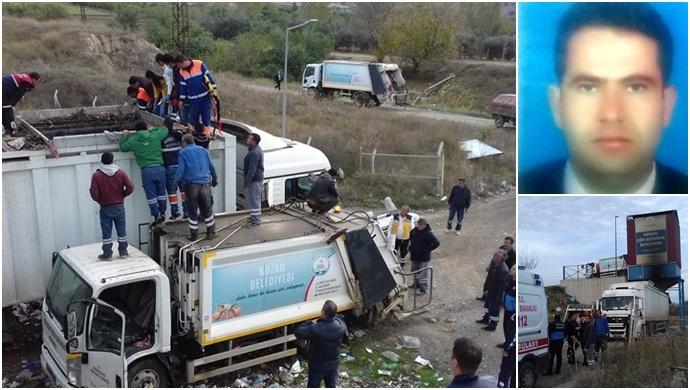 Adana'da iş cinayeti
