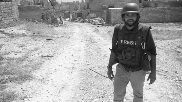 Afganistan'da bir gazeteci öldürüldü