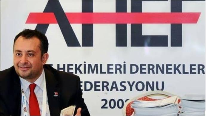 """AHEF: """"Aile Hekimlerihak Ettikleri Ek Ödemeyi Alana Kadar Mücadele Edecek"""""""