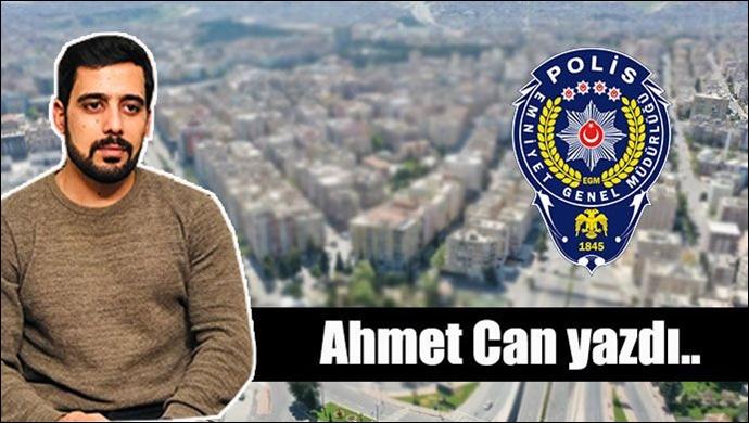Ahmet Can yazdı: Yat yere, Şanlıurfa narkotik geldi!