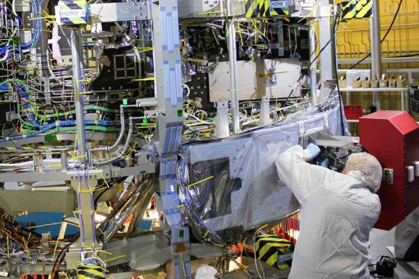 Airbus, NASA'nın Orion uzay aracı için ikinci Avrupa Servis Modülünü yolladı