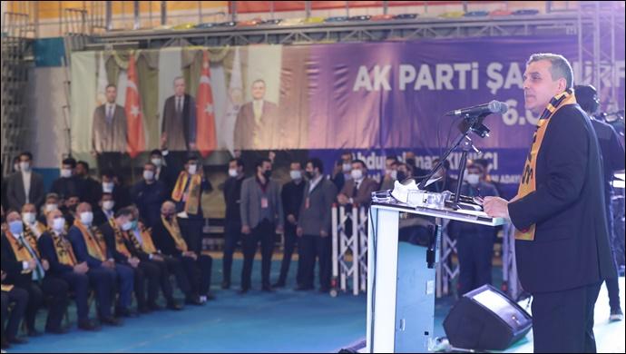 Ak Parti 6. Olağan İl Gençlik Kolları Kongresi Yapıldı