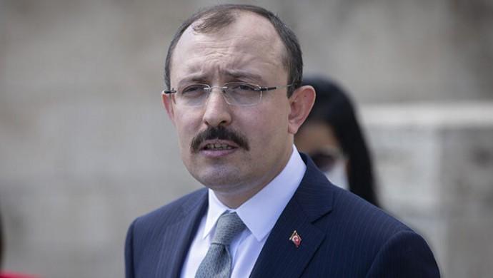 AK Parti Berat Albayrak'ın istifasını doğruladı
