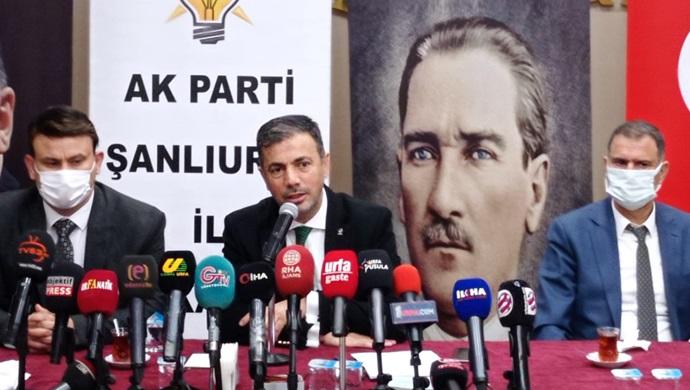 AK Parti İl Başkanı Kırıkçı Basınla Buluştu-(VİDEO)