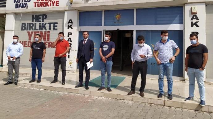 AK Parti Şanlıurfa İl Gençlik Kolları'ndan, Erol Mütercimler hakkında suç duyurusu