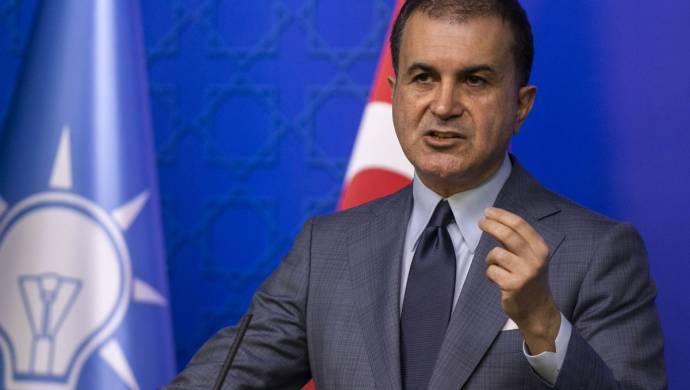 AK PARTİ Sözcüsü Çelik: İmamoğlu'nu tebrik ederiz