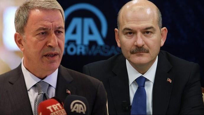 Akar ve Soylu, Kılıçdaroğlu ve Akşener ile görüşecek