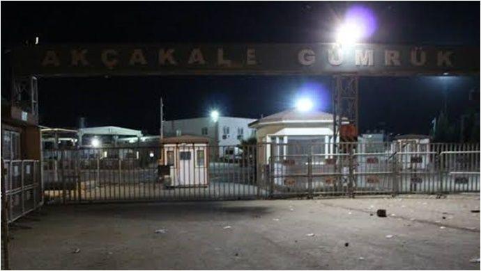 Akçakale Sınır Kapısı Açılması İçin Çalışmalar Başlatıldı