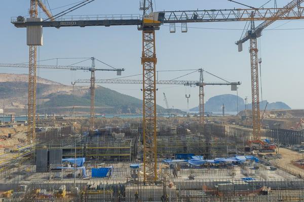 Akkuyu NGS projesi yerli sanayiye dinamizm kazandırıyor
