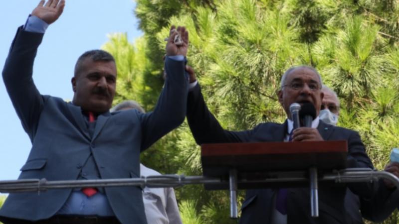 Aksakal, DSP Samsun İl Başkanlığı açılışında konuştu