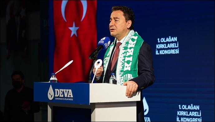 Ali Babacan'dan Erdoğan'a Dış Politika Eleştirisi
