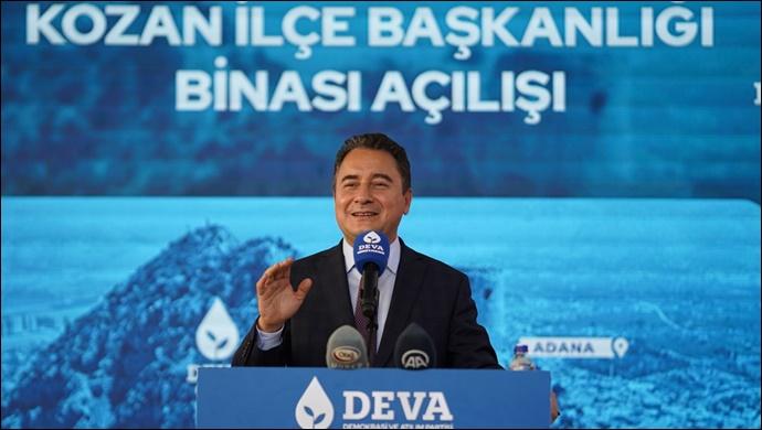 Ali Babacan'dan Erdoğan'a 'Merkez Bankası' Tepkisi:'Faiz de kur da talimatla düşmez'