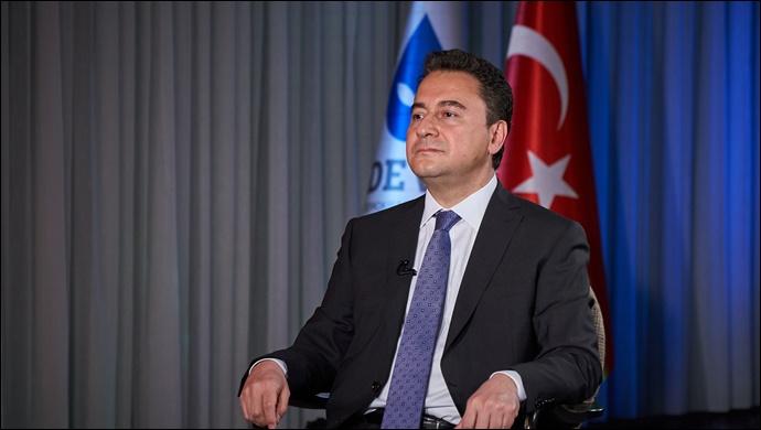 ALİ BABACAN:'Sayın Erdoğan ölçülü hareket etsin, siyasi rekabete dinimizin kutsallarını bulaştırmasın'