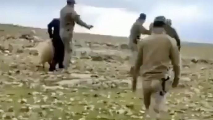 Alıkonulan koyunlar Meclis gündeminde
