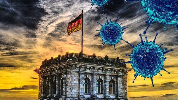 Almanya'da ikiden fazla kişi bir araya gelemeyecek