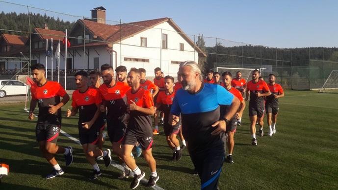 Amedspor 9 Futbolcusuyla Sözleşme Yeniledi