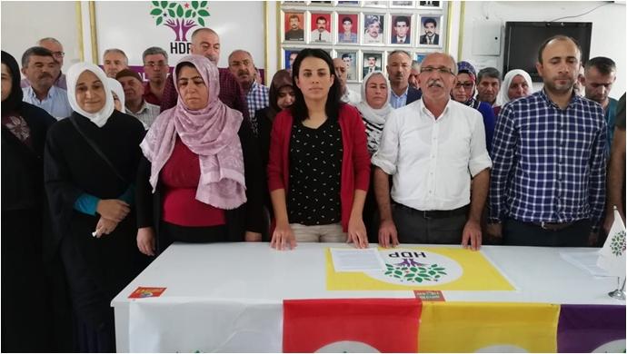 Ankara Katliamı'nda yaşamını yitirenler Şanlıurfa'da anıldı