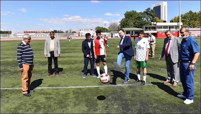 Ankara Kent Konseyi'nden Futbol Şöleni