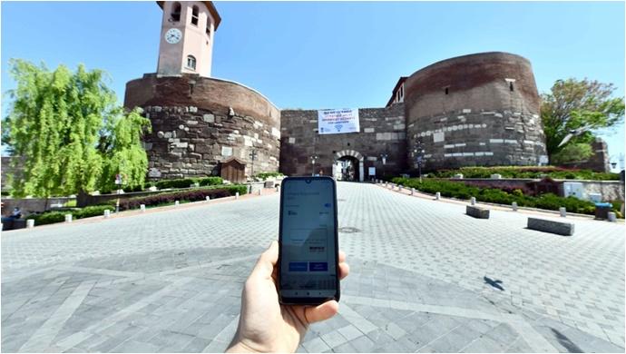 Ankara Ücretsiz İnternet Ağı İle Örülüyor