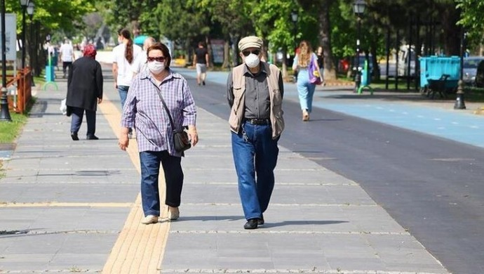 Ankara'da 65 yaş üstüne toplu etkinlik kısıtlaması
