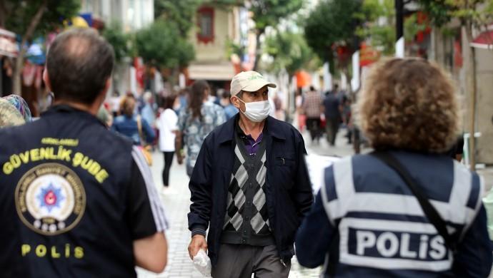 Ankara'da bir ayda 10 milyon TL korona cezası