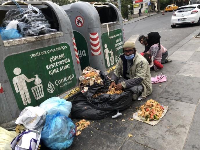 Ankara'da yoksulluğun fotoğrafı