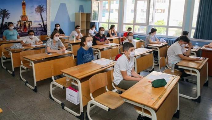 Ankara'nın 10 ilçesinde 250 sınıf karantinada