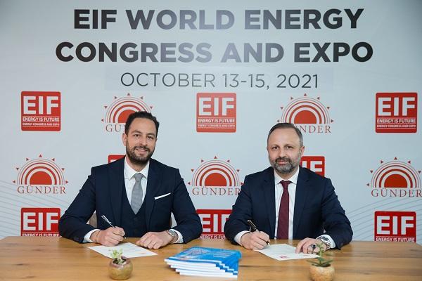 Antalya'da 'EIF' ile 'sonsuz enerji' dönemi yükseliyor