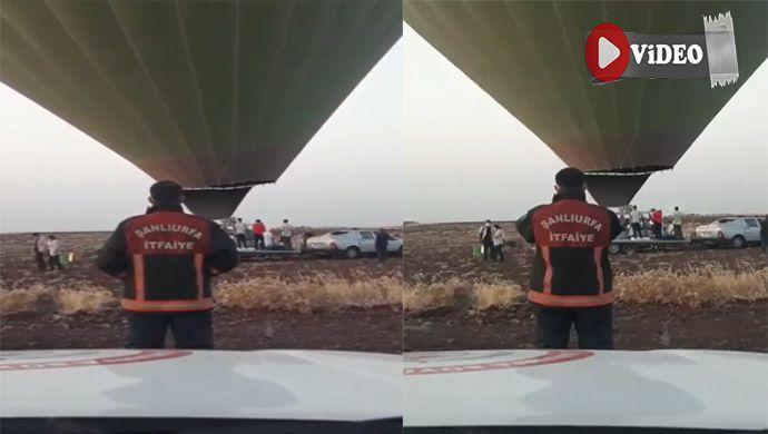 Artık Göbeklitepe semalarında balonlar uçacak
