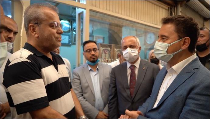 Babacan'dan 'Suriyeliler' Açıklaması