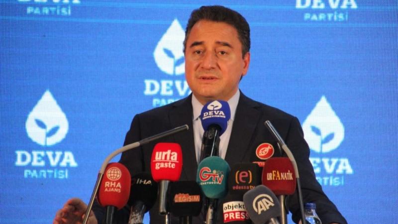 Babacan:'Türkiye'nin yeni bir toplumsal sözleşmeye ihtiyacı var'-(VİDEO)