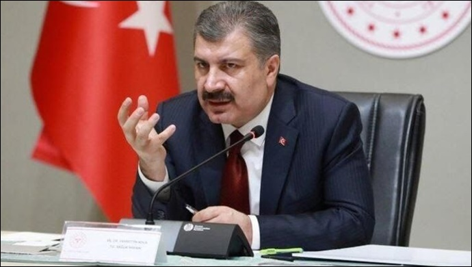 Bakan Koca'dan Şanlıurfa'daki vakalar ile ilgili açıklama!