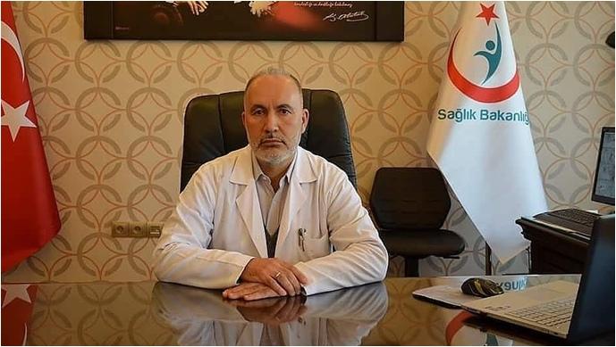 Başhekim V. Dr.İdris Dağ 'den Zafer Bayramı Mesajı