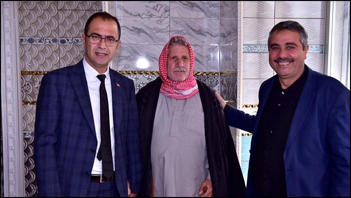 Başkan Aksak'tan Esnaf Ziyareti