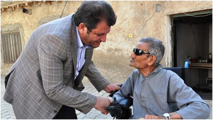 Başkan Ayhan'ın 3 Aralık Dünya Engelliler Mesajı.
