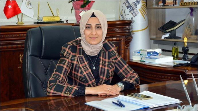 Başkan Ayşe Çakmak'tan Regaip Kandili mesajı