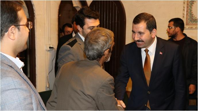 Başkan Baydilli'den Mimarlar Odasına Ziyaret