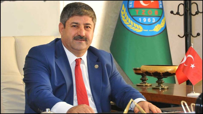 Başkan Eyyüpoğlu, Muhtarlar Günü'nü Kutladı
